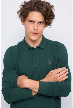 U.S. Polo Assn. Erkek Gtp01Sk7 Sweatshirt