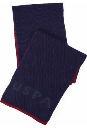 U.S. Polo Assn. Erkek Santask7 Atkı Lacivert