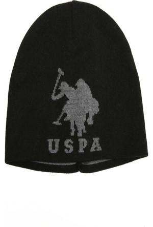 U.S. Polo Assn. Erkek Laceb Bere Siyah