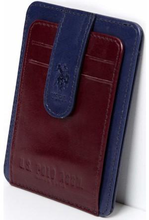 U.S. Polo Assn. Erkek K7Fayne Cüzdan Kırmızı