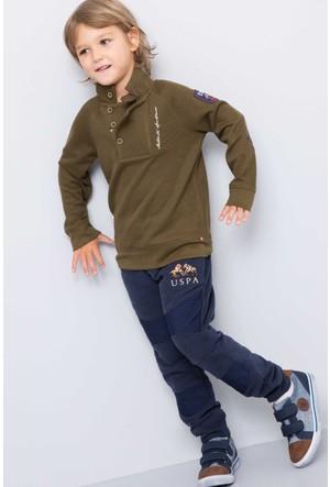 U.S. Polo Assn. Erkek Çocuk Oliverkids Eşofman Lacivert