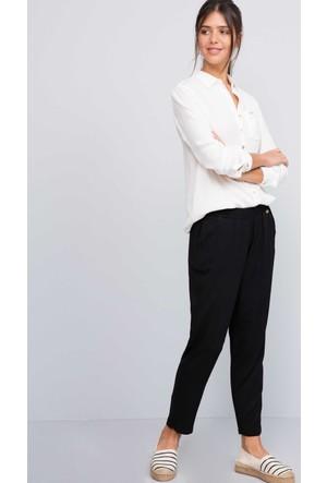 U.S. Polo Assn. Kadın Hazel7S Pantolon Siyah