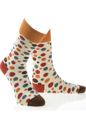 Pixter&Bro Trend Happy Pixter Erkek Soket Çorap