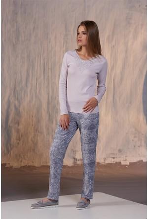 Gizzey Kadın Pantolon Takım 20121