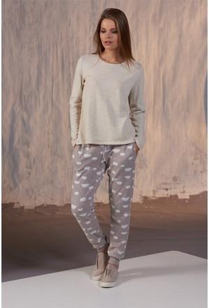 Gizzey Kadın Pantolon Takım 20145