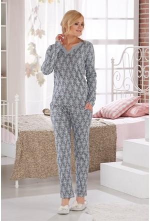 Sevim Kadın Pijama Takımı 10599
