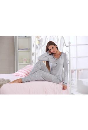 Sevim Kadın Pijama Takımı 10562
