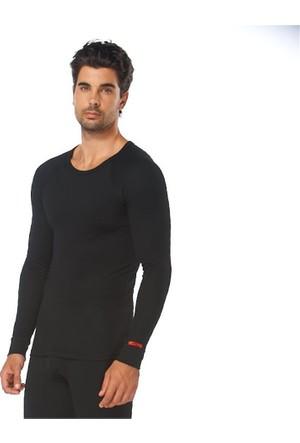 Svm Viloft Termal Erkek Uzun Kollu T-Shirt 9036
