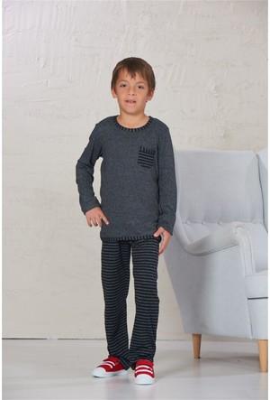 Zeyzey Erkek Çocuk Pijama Takımı 7554