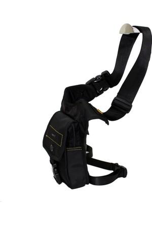 Ççs 2 31034 S Siyah Bacak Bel Çantası Body Bag
