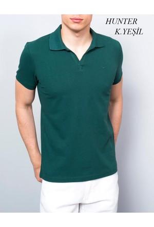 Cazador Erkek Polo Yaka Tshirt Cdr 4613