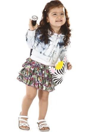 Puledro Kids Kız Çocuk Ceket B51K-13002