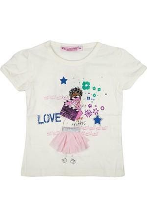 Puledro Kids Kız Çocuk Body GY-8581