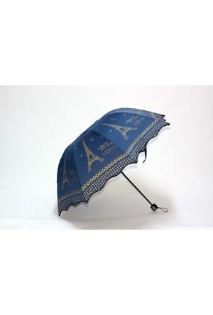 Rainwalker Kadın Şemsiye RW023-27 - Lacivert