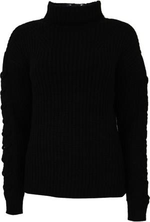 Vero Moda Bayan Kazak Siyah 10182103