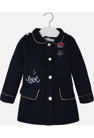 Mayoral Kız Çocuk Polar Ceket Tutulma