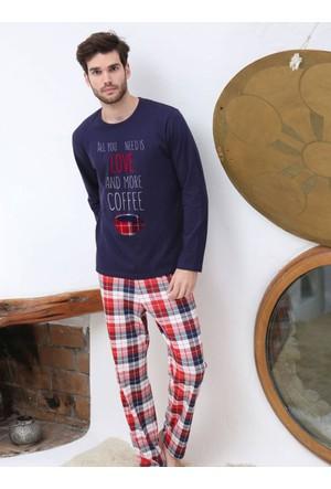 Ayyıldız 50289 Uzun Kollu Pijama Takımı