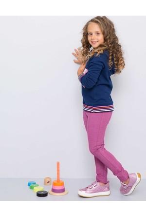 U.S. Polo Assn. Kız Çocuk Sofia Eşofman Pembe