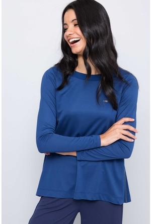 U.S. Polo Assn. Kadın Hatek Sweatshirt Lacivert