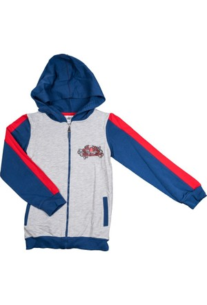 Spiderman SP10276 Çocuk Kapüşonlu Sweatshirt