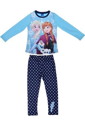 Frozen FZ12380 Çocuk Pijama Takımı