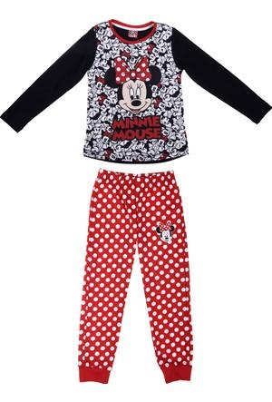 Minnie Mouse MN12368 Çocuk Pijama Takımı