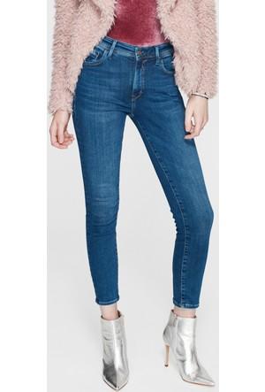 Mavi Kadın Tess Gold Lux Move Jean Pantolon