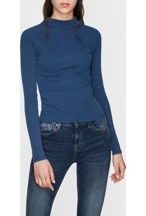 Mavi Uzun Kollu Lacivert Sweatshirt