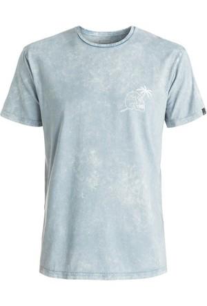 Quiksilver Erkek T-Shirt Palmskull EQYZT04292-KTA0