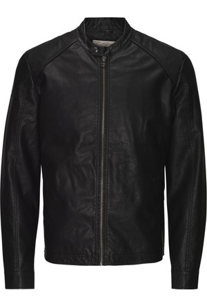 Jack & Jones Deri Ceket Jororiginals 12125440-BLK