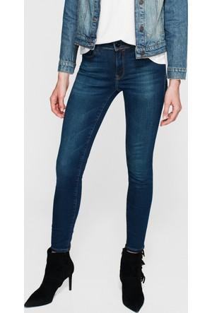 Mavi Kadın Adriana Ankle Gölgeli Gold Jean Pantolon