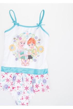 Soobe Lisanlı Disney Frozen Bağlamalı Mayo