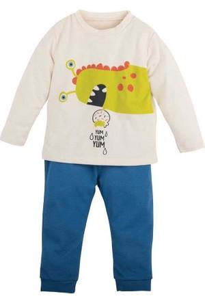 İdil Baby Yum Yum Yum Pijama Takımı
