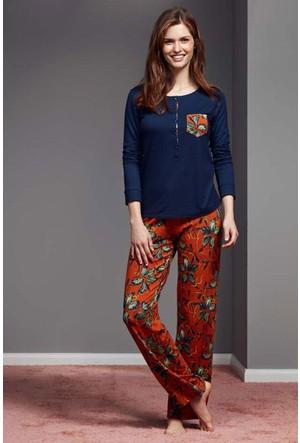 Catherine's 1141 Bayan Pijama Takımı