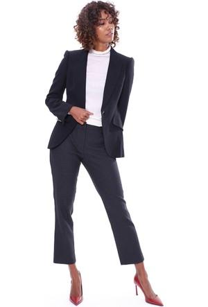 Alexander Mcqueen Kadın Ceket Siyah