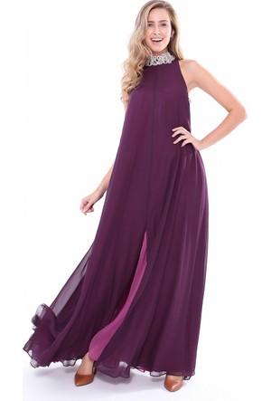 Diane Von Furstenberg Kadın Gece Elbisesi