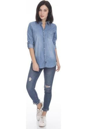 Collezione Doraa Kadın Uzun Kollu Gömlek