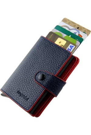Cengizpakel Cengiz Pakel Mekanizmalı Wallet Kartlık
