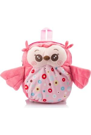 DeFacto Kız Çocuk Sevimli Çanta Pembe