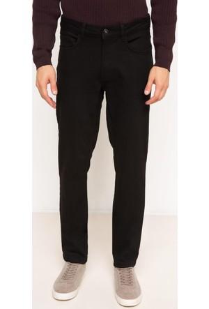 DeFacto Erkek Denim Pantolon Siyah