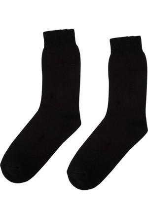 DeFacto Kadın Termal Çorap Siyah