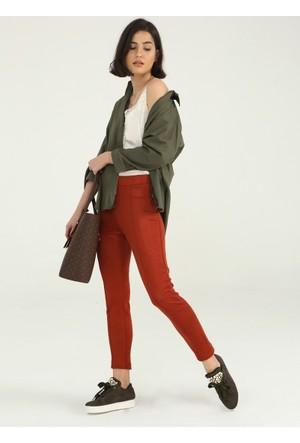 BFG Moda Kadın Pantolon 753-Erk1000051