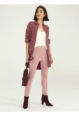 BFG Moda Kadın Pantolon 753-Erk1000B006