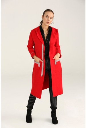 BFG Moda Kadın Trençkot 753-F-173019016