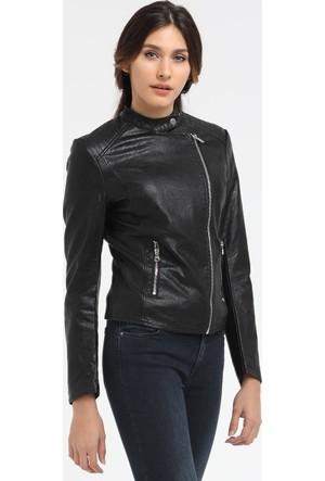 Loft Kadın Deri Ceket 2014254