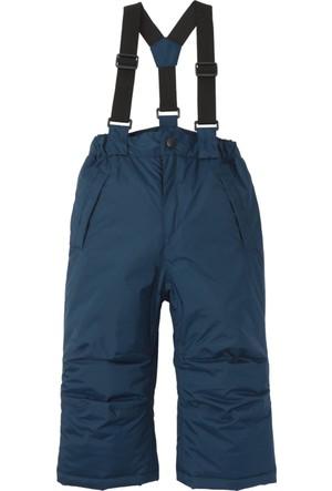 Bonprix Erkek Çocuk Mavi Dolgulu Kar Pantolonu