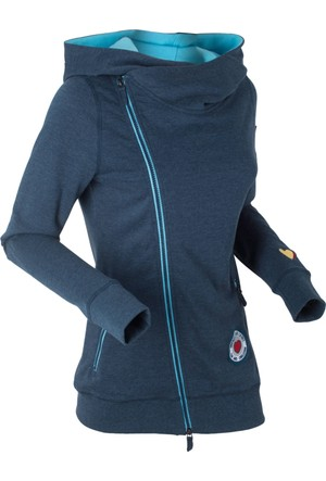 Bonprix Kadın Mavi Sweatshirt
