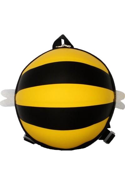 Tagger Bal Arısı Desenli Günlük Çocuk Sırt Çantası Sarı