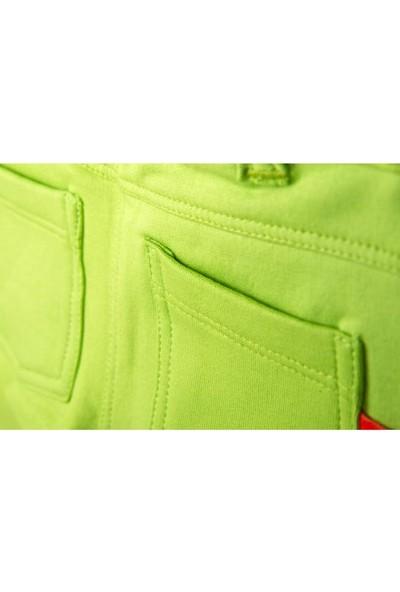 Tuc Tuc Kız Çocuk Tayt Drakkar Fıstık Yeşil