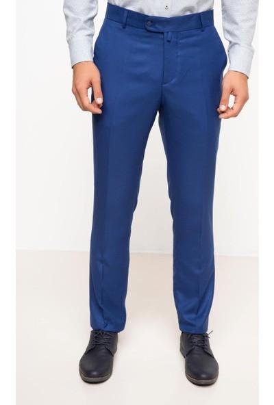 DeFacto Erkek Takım Elbise Mavi